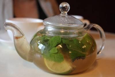Бедуинский чай: компоненты, свойства, варианты приготовления