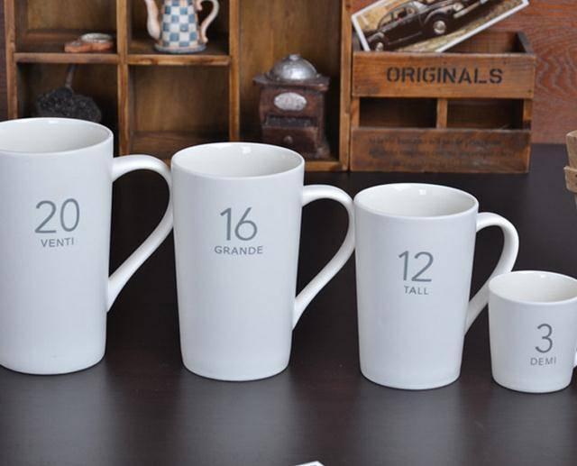 Особенности формы и требования к объему и материалу чашки для капучино