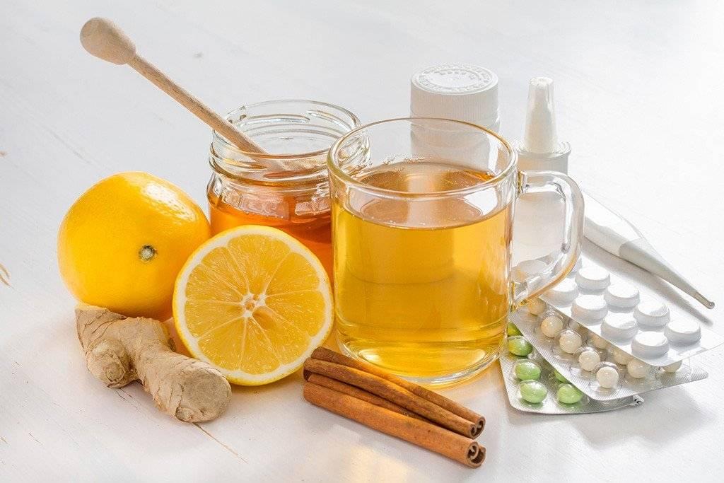 Мёд при температуре — можно или нельзя?