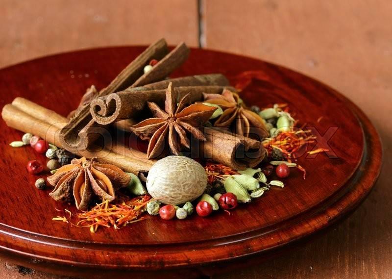 Приправа бадьян и её применение в кулинарии