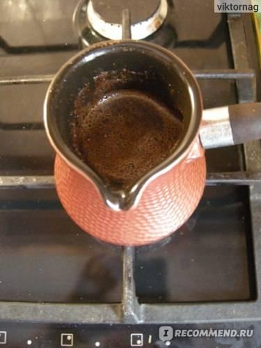 Особенности использования керамической турки