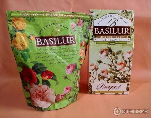 Купите чай basilur (базилур)