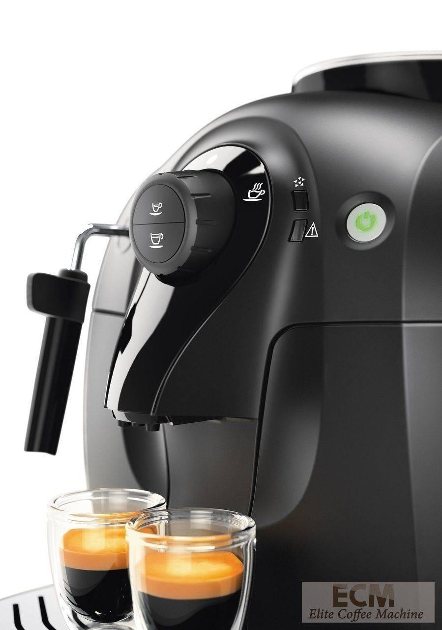 Чем славится кофемашина philips saeco