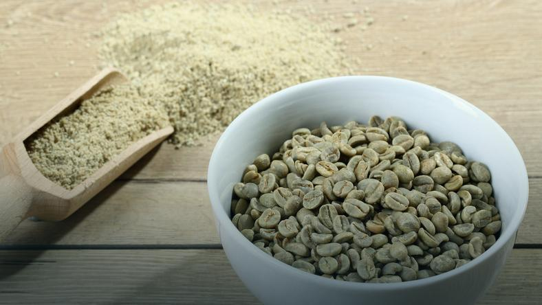 Как похудеть с помощью зеленого кофе?