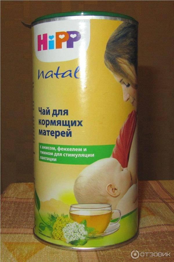 Чай хипп для лактации: отзывы кормящих матерей, инструкция, цена