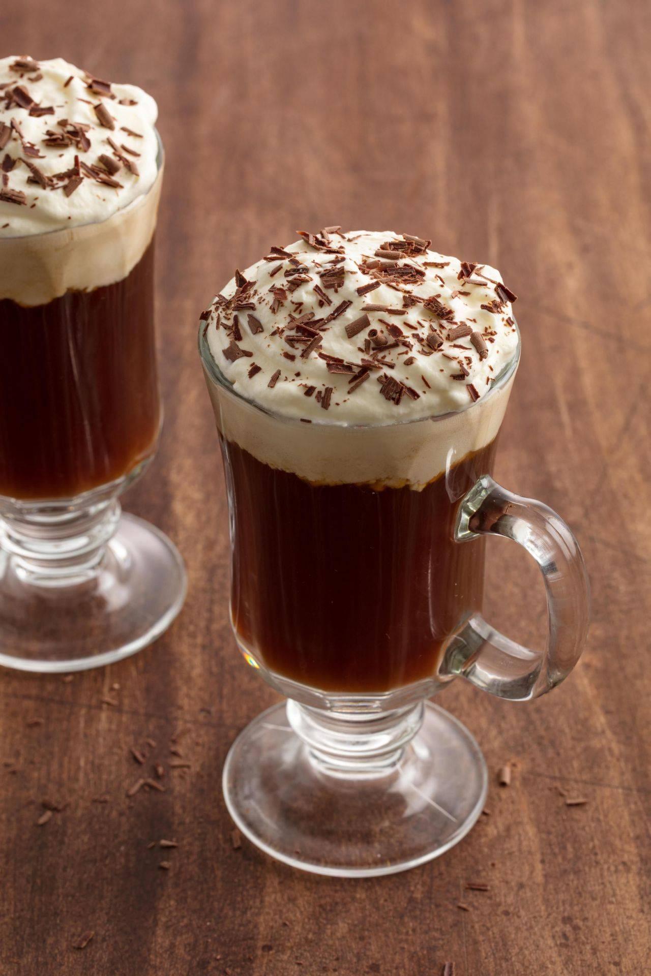 Что такое айриш кофе (по-ирландски), рецепты приготовления