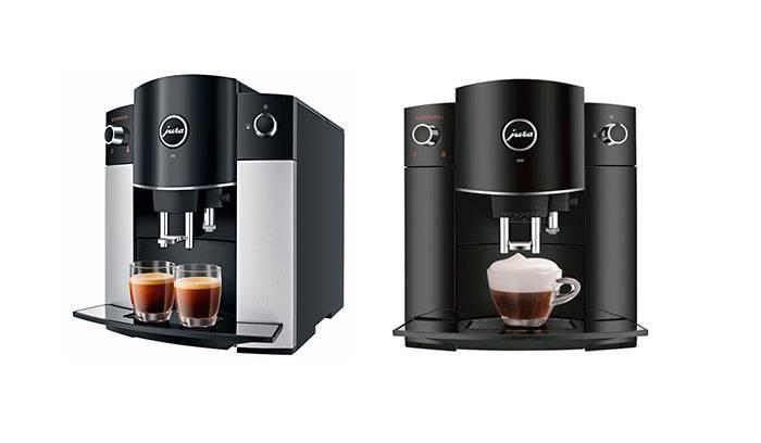 Кофемашина jura: автоматические модели impressa, фильтры, отзывы