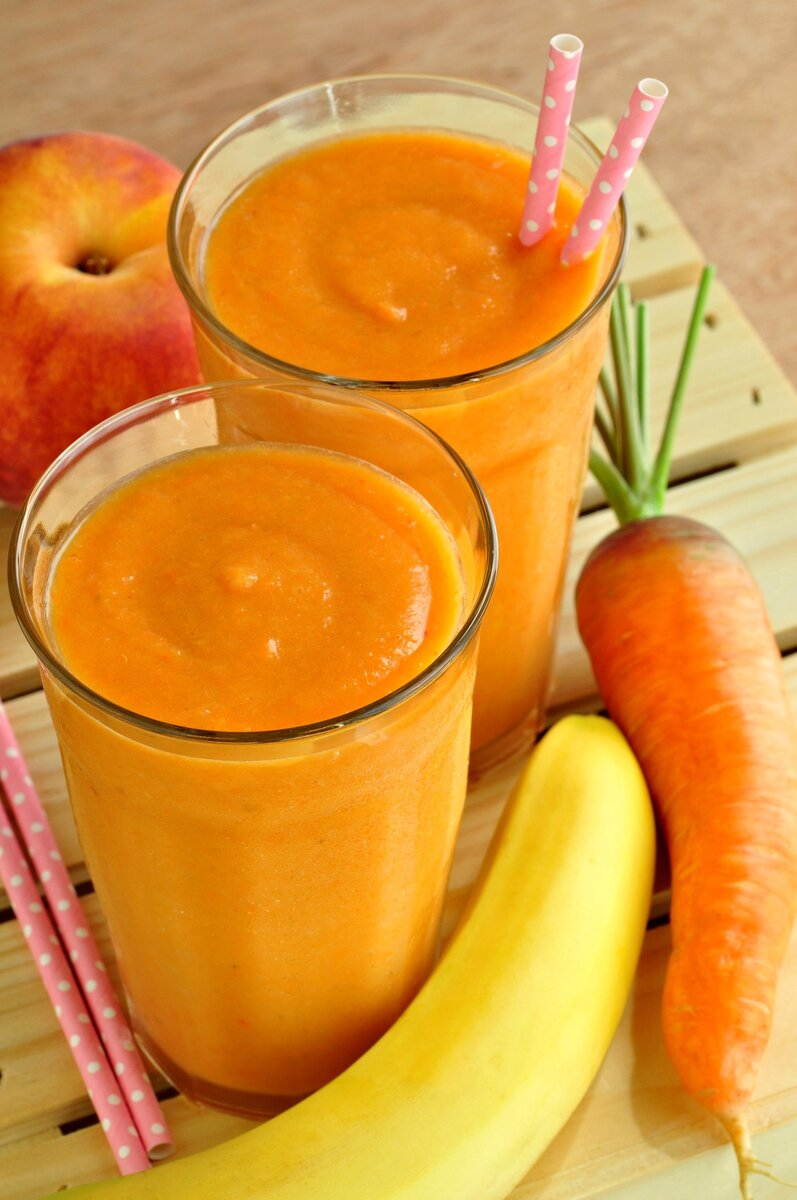 Смузи с овсянкой — 10 полезных рецептов