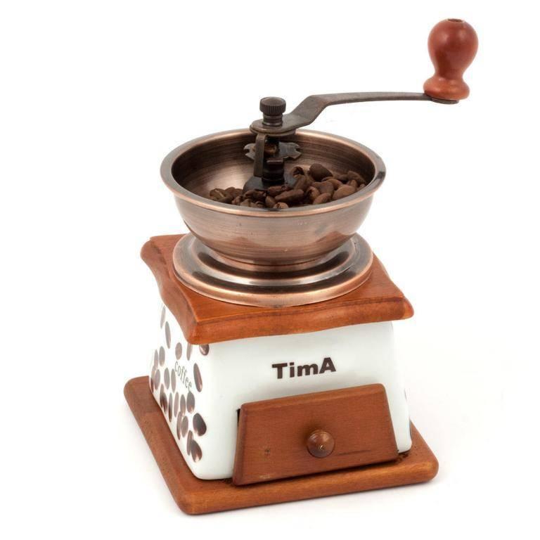 Ручная (механическая) кофемолка: какую выбрать для дома, рейтинг лучших