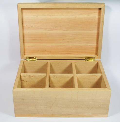 Шкатулки для чайных пакетиков: разновидности и выбор