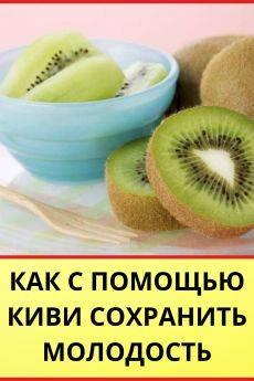 Полезные свойства киви: 145 фото, описание фрукта и его применения