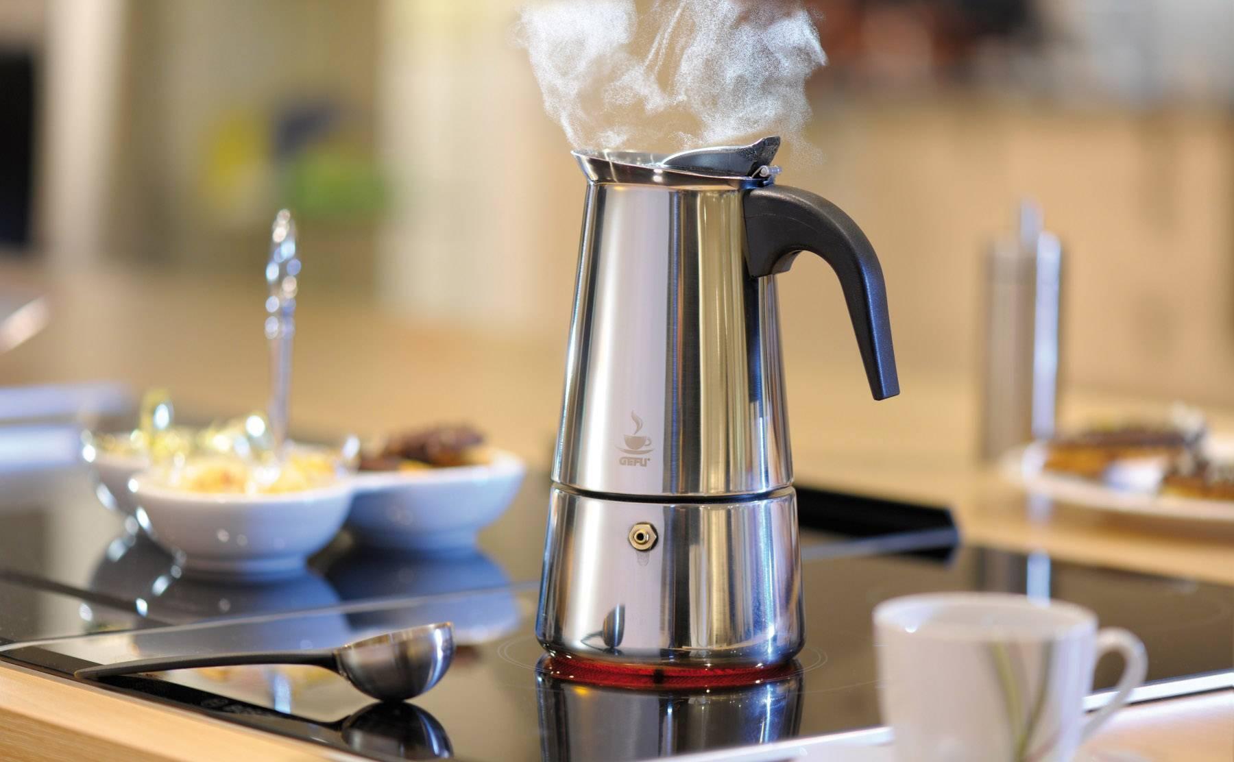 Как пользоваться гейзерной кофеваркой: принцип работы, как выбрать, отзывы