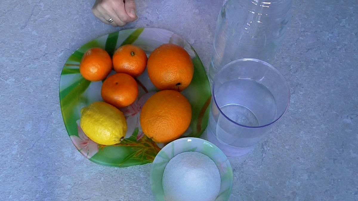Домашняя «фанта» - пошаговый рецепт с фото |  напитки