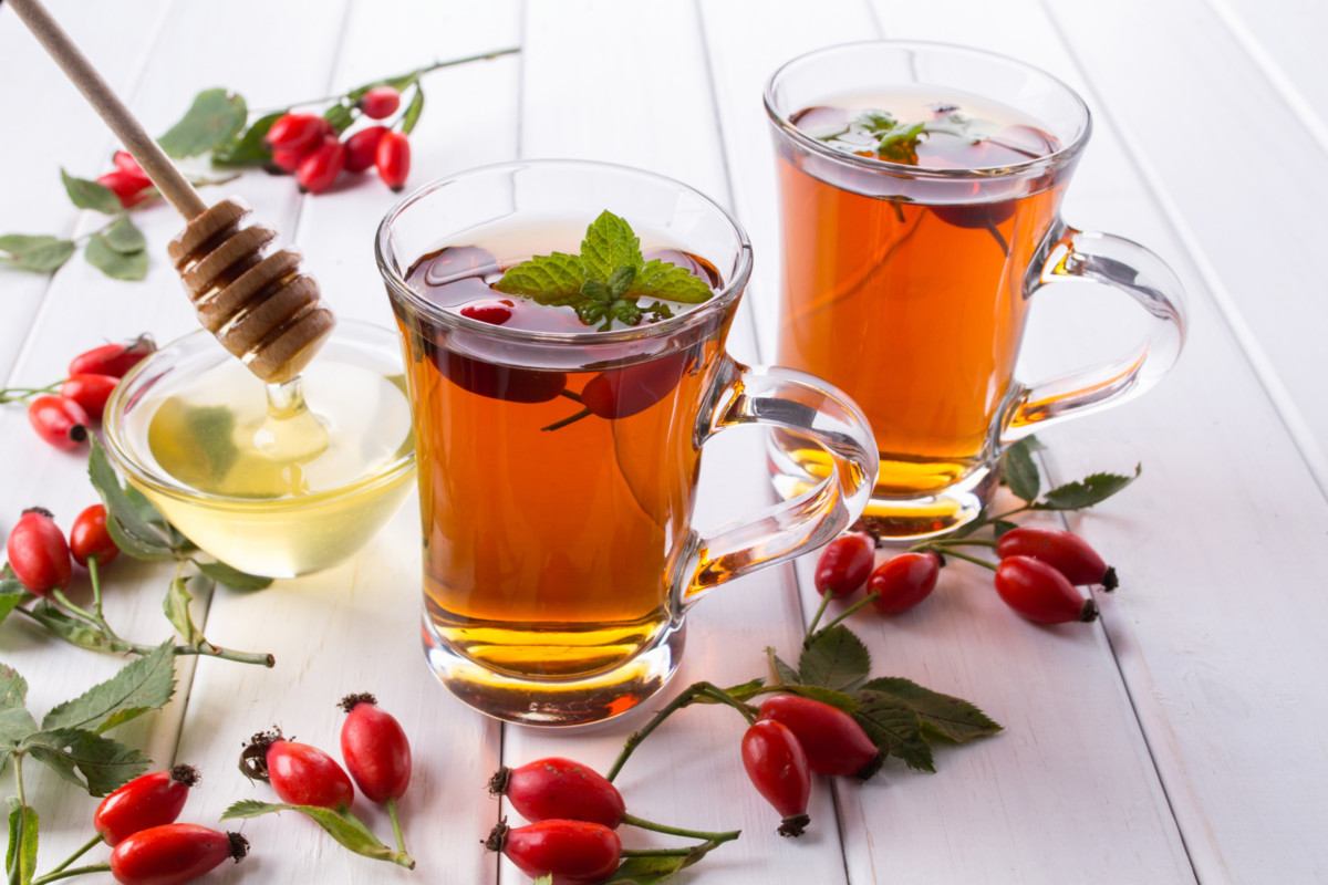 Чем полезен чай из шиповника для организма - свойства, как правильно заваривать |