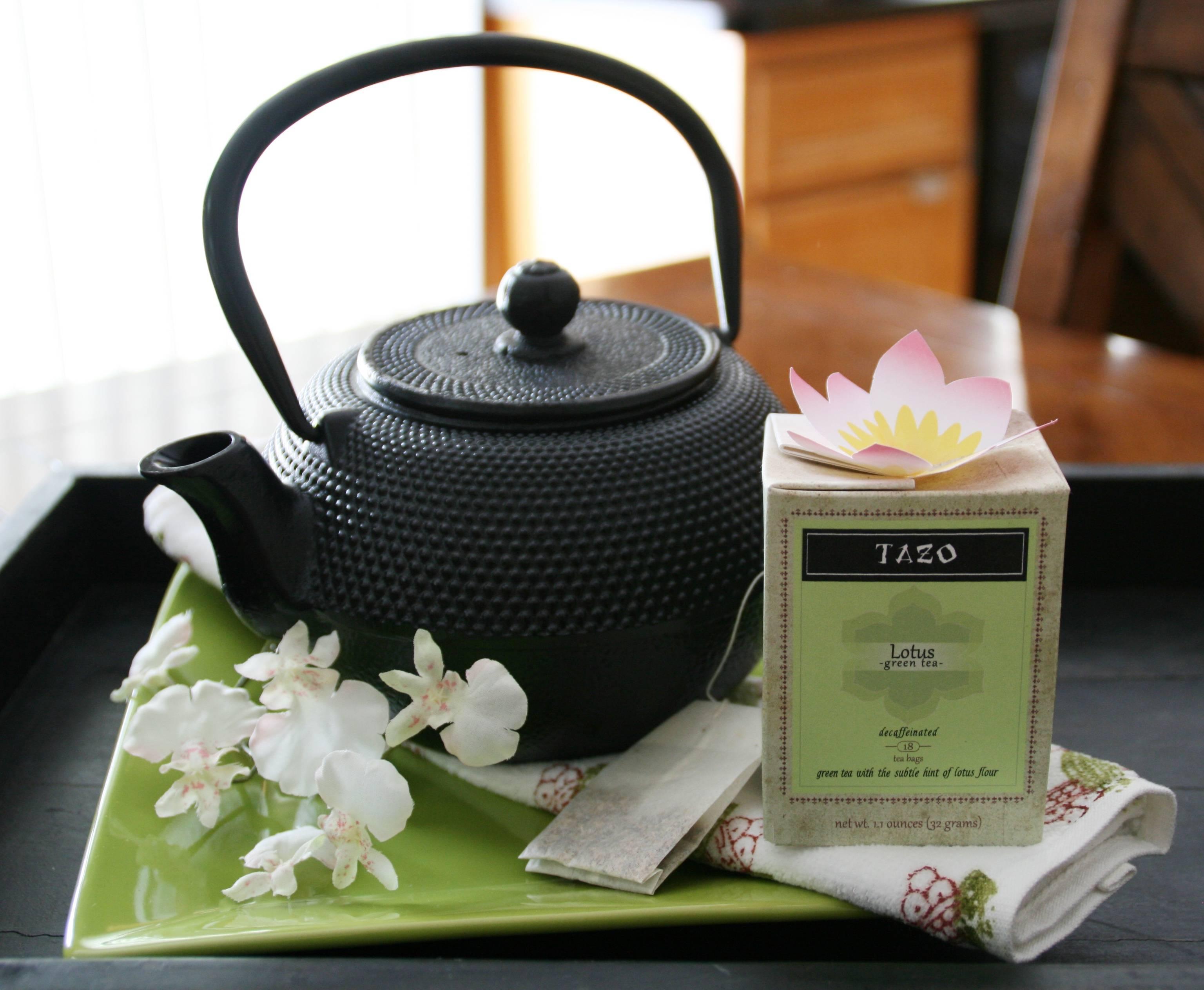 Как заваривать чай из лотоса: чем полезен