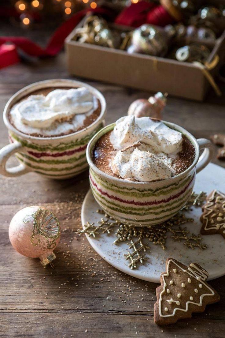 Горячий шоколад по итальянски рецепт в игре