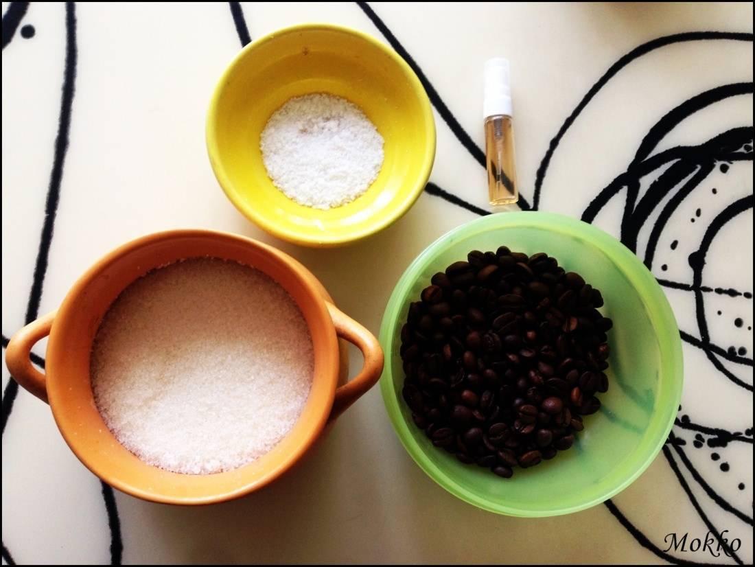 Антицеллюлитный скраб в домашних условиях: с кофе, горячий фитнесс-боди + отзывы