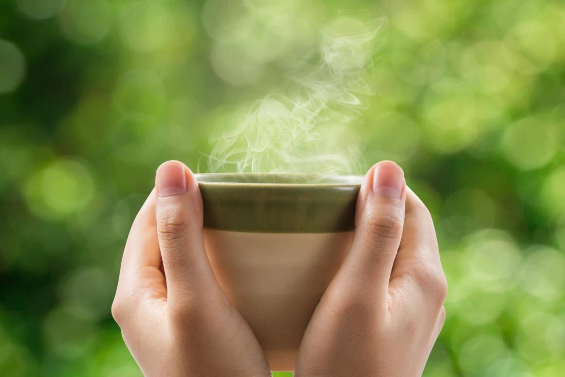 Почему в жару полезно пить зеленый чай | великий чайный путь