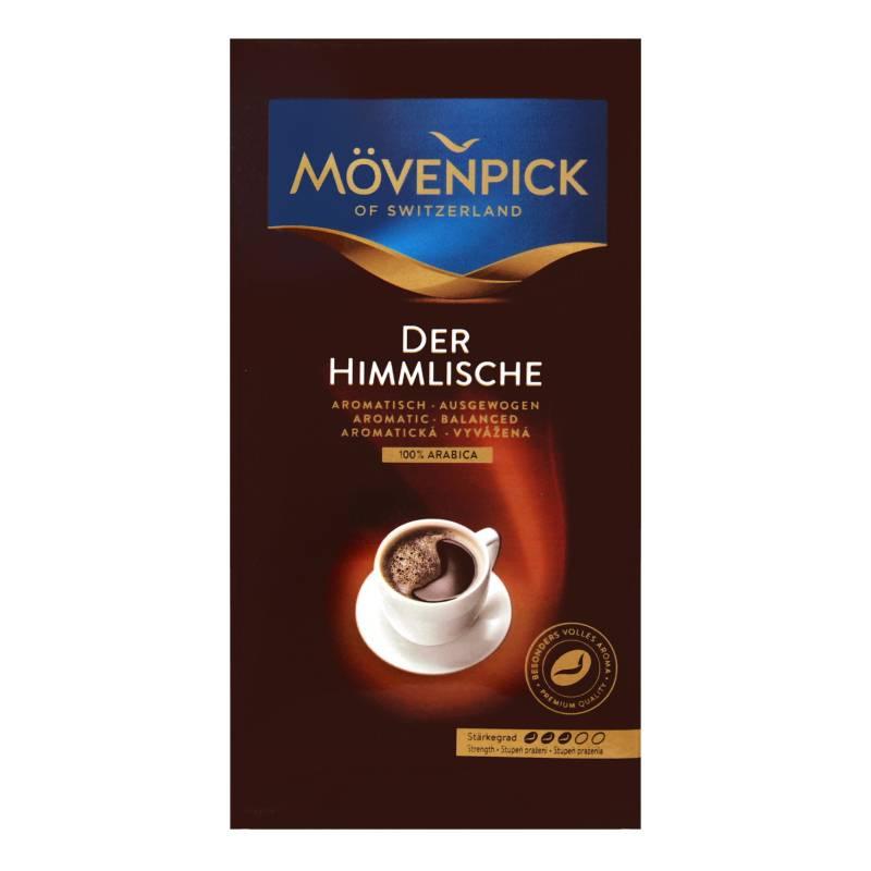 Кофе movenpick - история бренда и ассортимент сортов