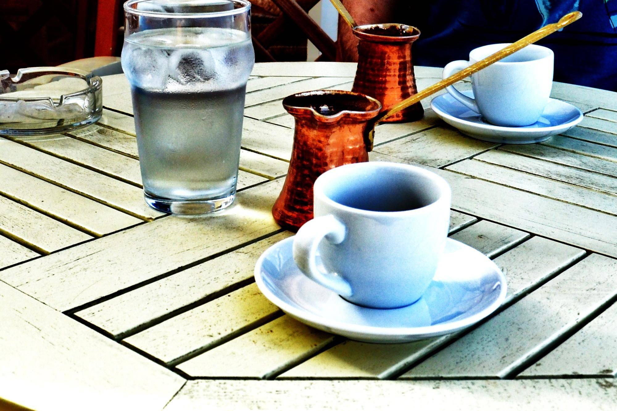 Характеристика греческого кофе