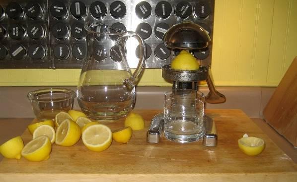 Как сделать лимонный сок - wikihow