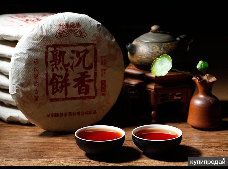 Китайский чай пуэр: виды и свойства, как заваривать