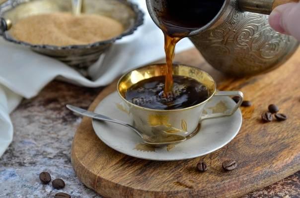 Как варить  кофе в турке | кофе по турецки mehmet efendi
