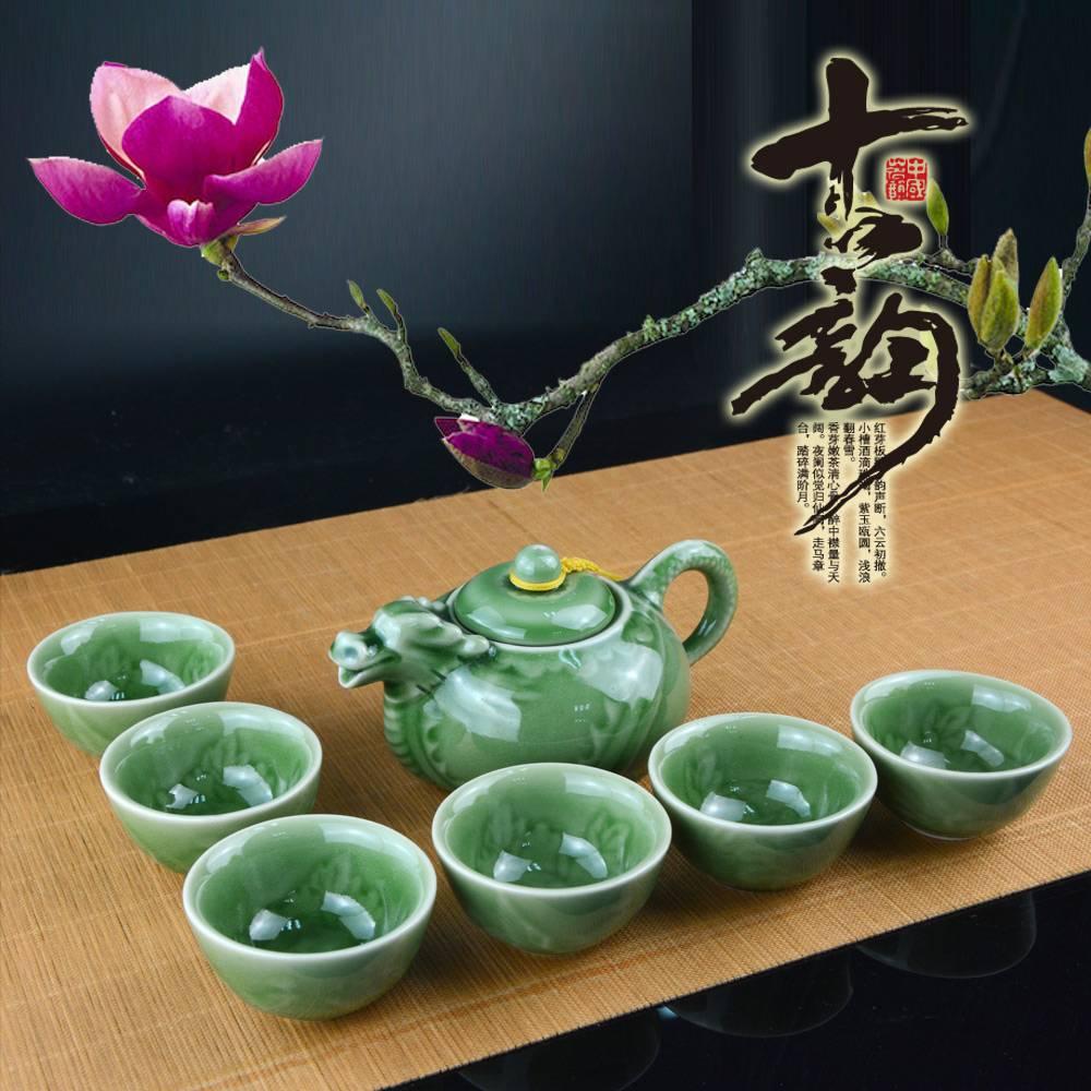 Что входит в традиционный чацзюй – набор чайных инструментов
