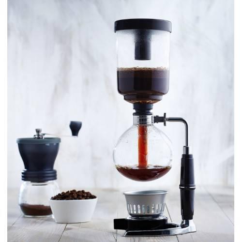 Сифон для кофе: истори появления, правила использования. пошаговый рецепт самого вкусного кофе в сифоне!