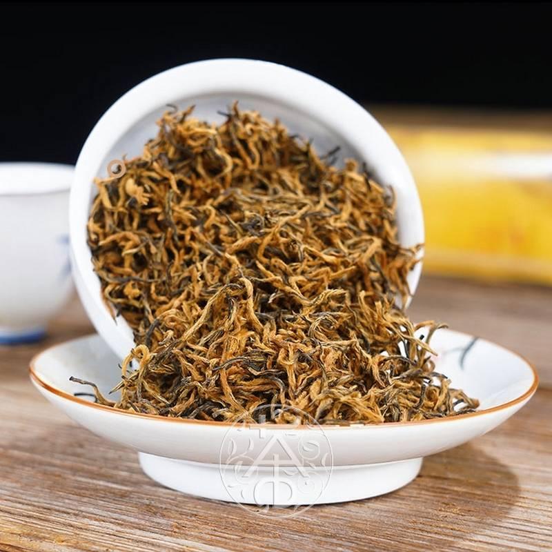 Описание чая цзинь цзюнь мэй – вкус, аромат, заваривание