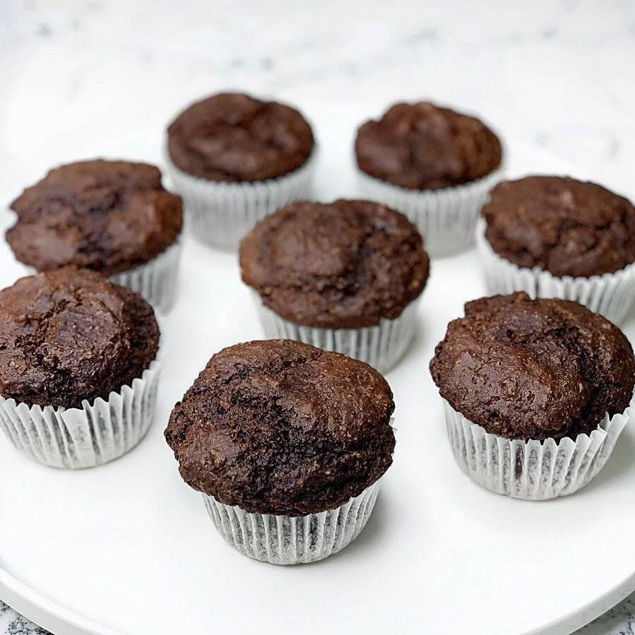 Как приготовить шоколадные маффины: рецепт