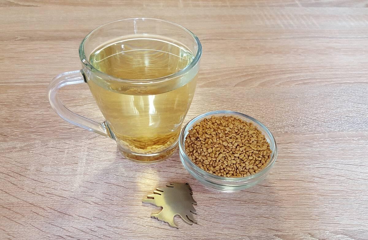 Египетский желтый чай хельба для похудения: полезные свойства, противопоказания, отзывы