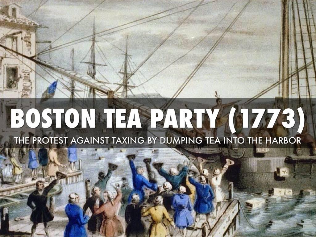 «бостонское чаепитие» ‒ что означает это выражение? где применяется, его причины