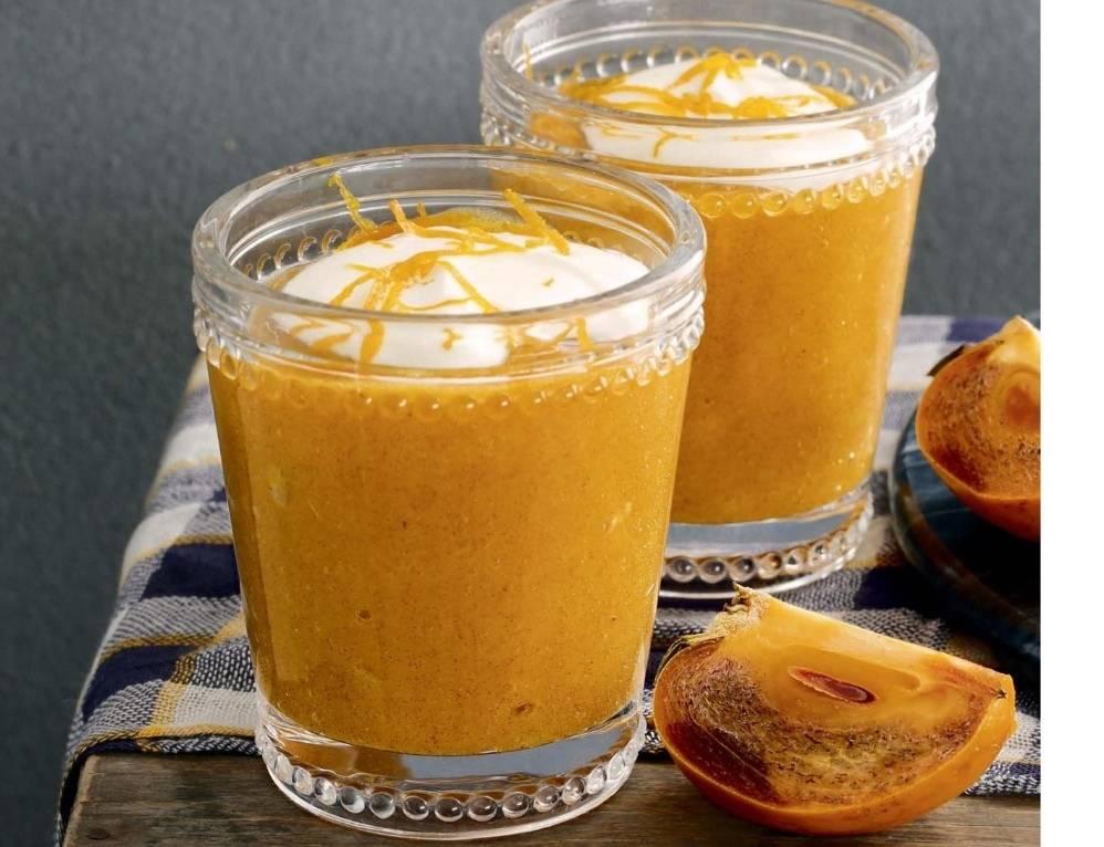 Апельсиновый смузи – простые рецепты