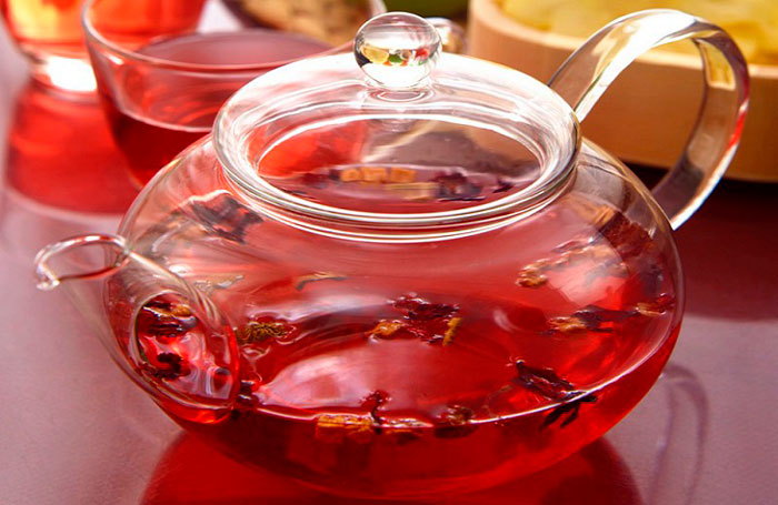 Рецепты гранатового чая