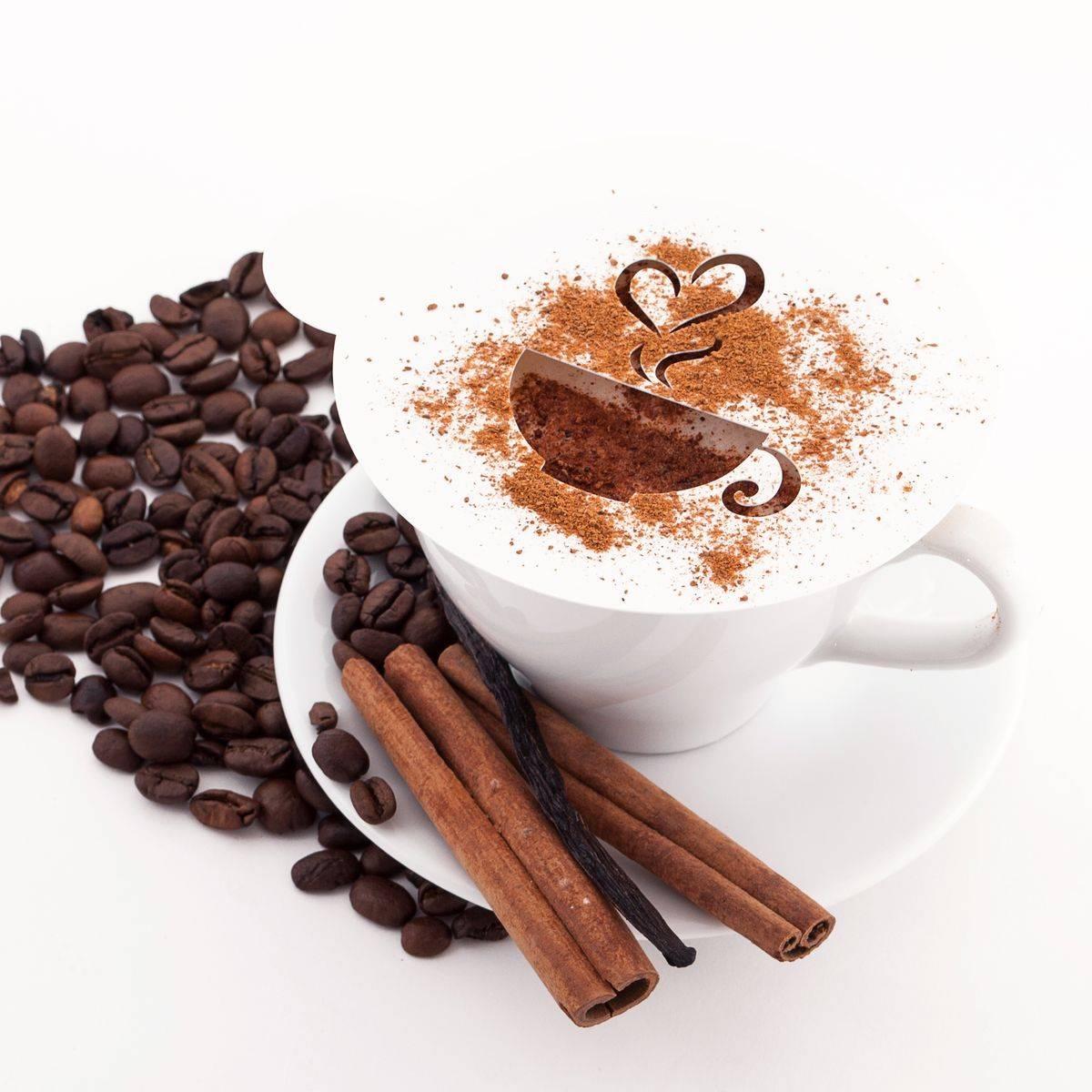 Ванильный кофе — интересные рецепты
