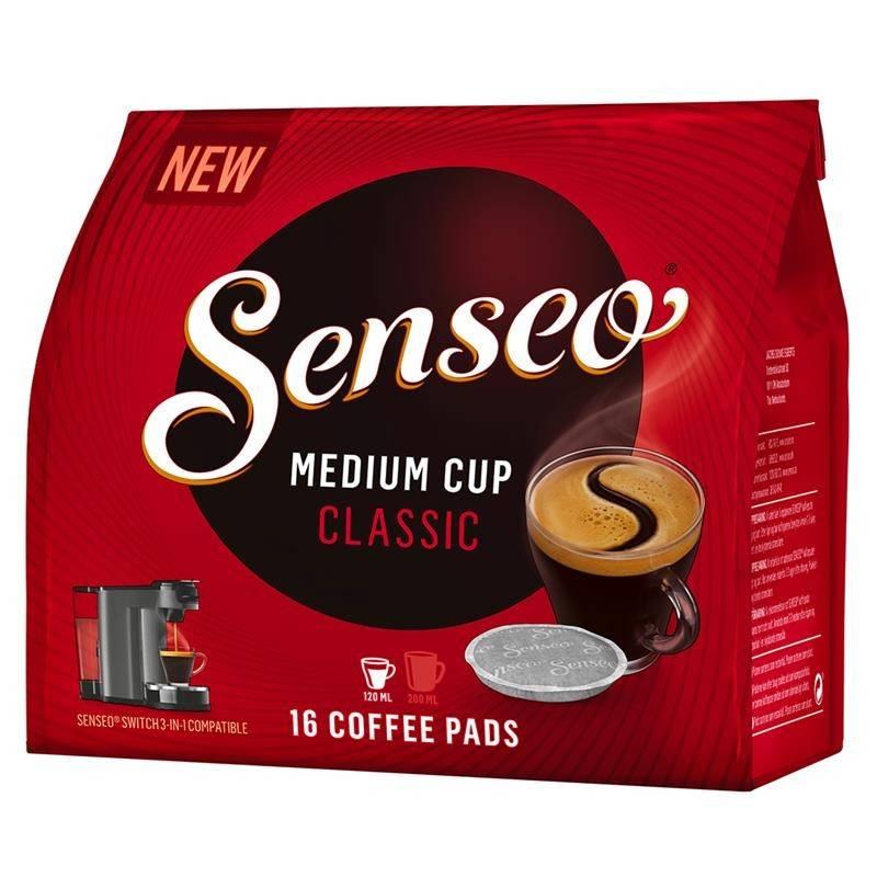 Кофе сенсео от голландской торговой марки, описание, виды