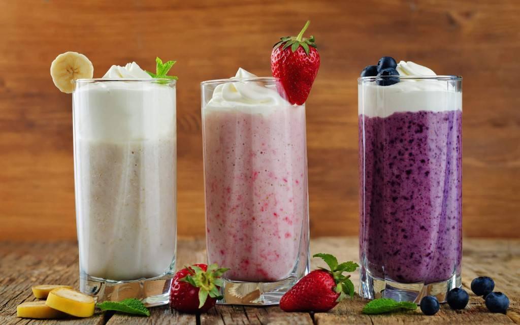 Смузи в блендере рецепты из замороженных ягод — похудение
