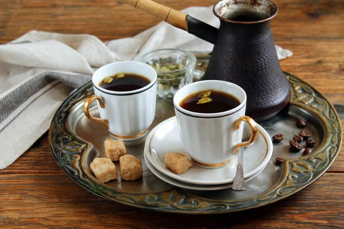 Кофе с кардамоном | рецепты кофе