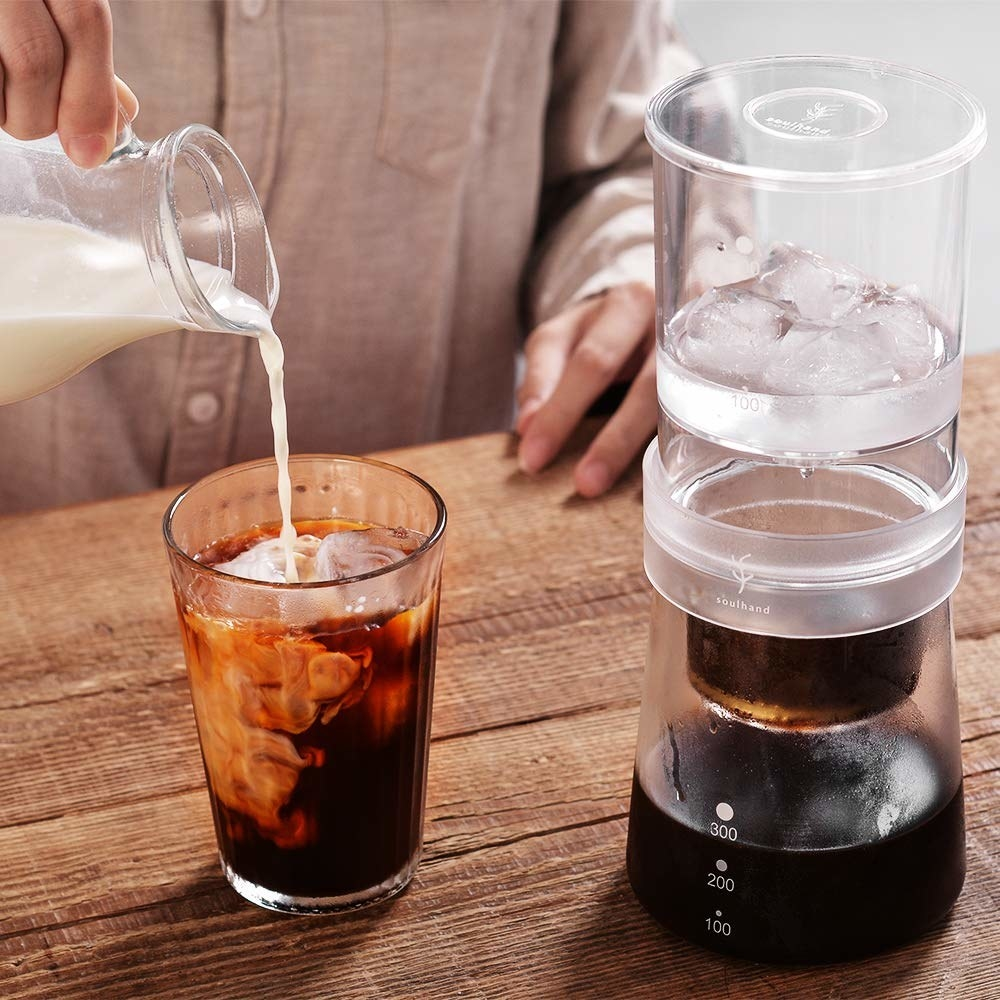 Как приготовить кофе cold brew: пошаговый рецепт