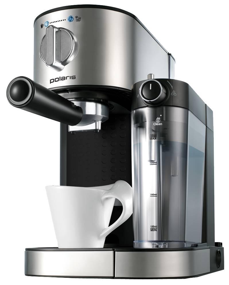Кофеварка поларис