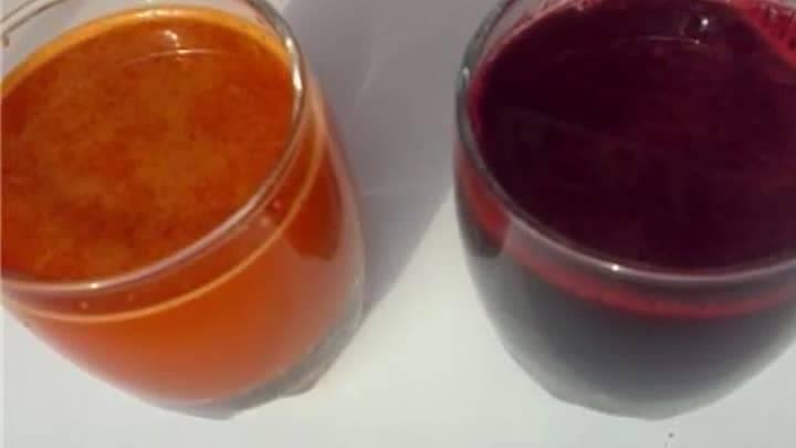 Как сделать свекольный сок в домашних условиях