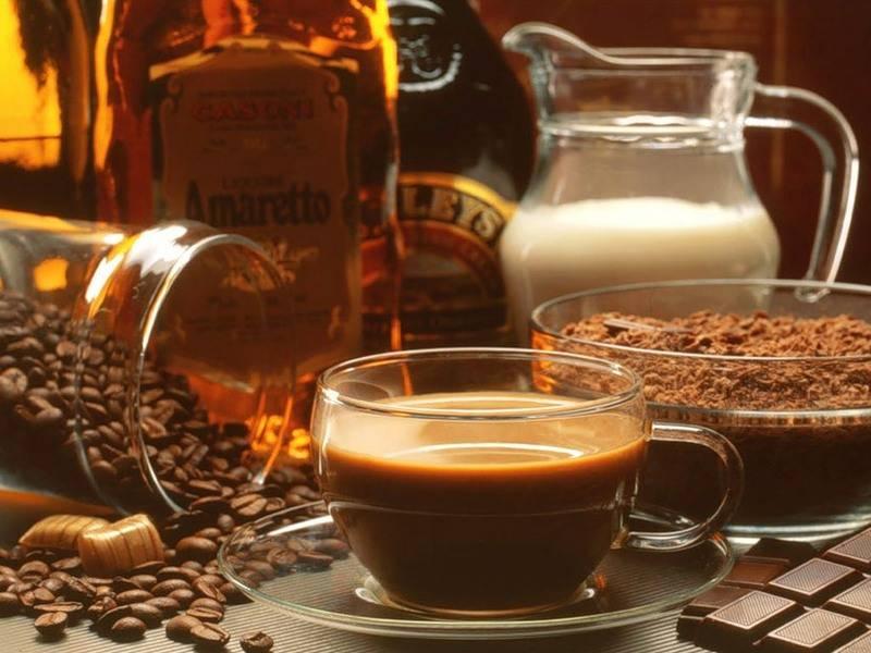 Удовольствие для знатоков – кофе с коньяком