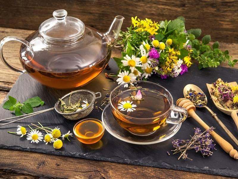 Какой чай надо пить при простуде