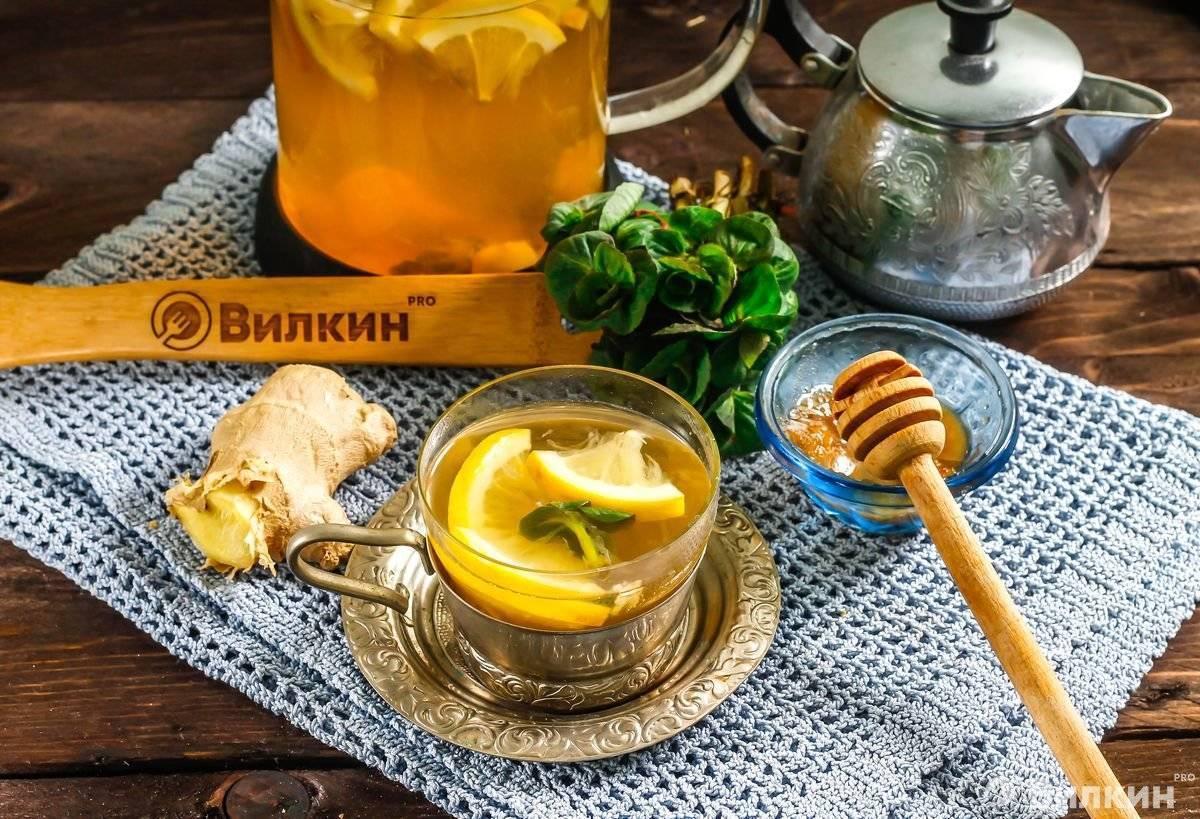 Фитнес - меню: рецепты чая с имбирем. худеем вкусно и быстро!