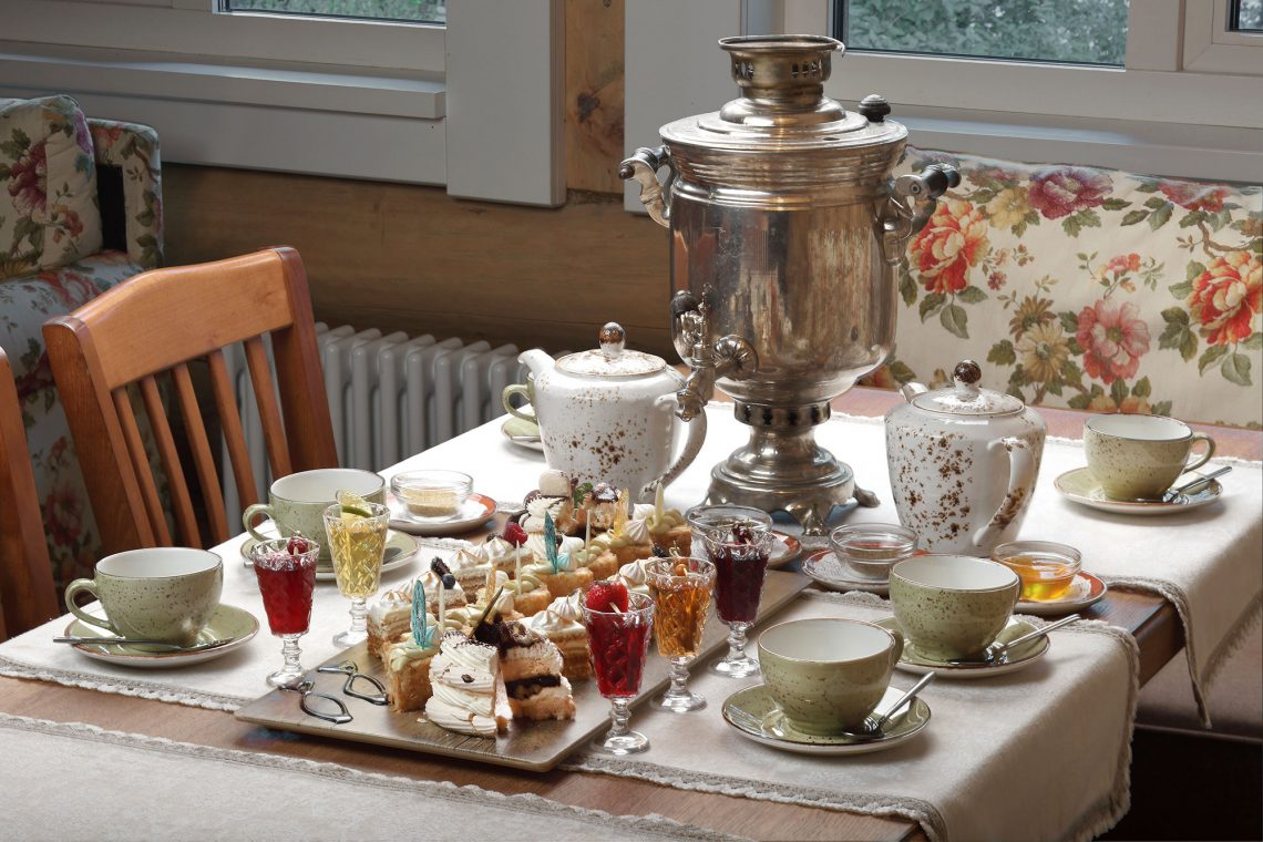 Русский чай: история и традиции чаепития в россии
