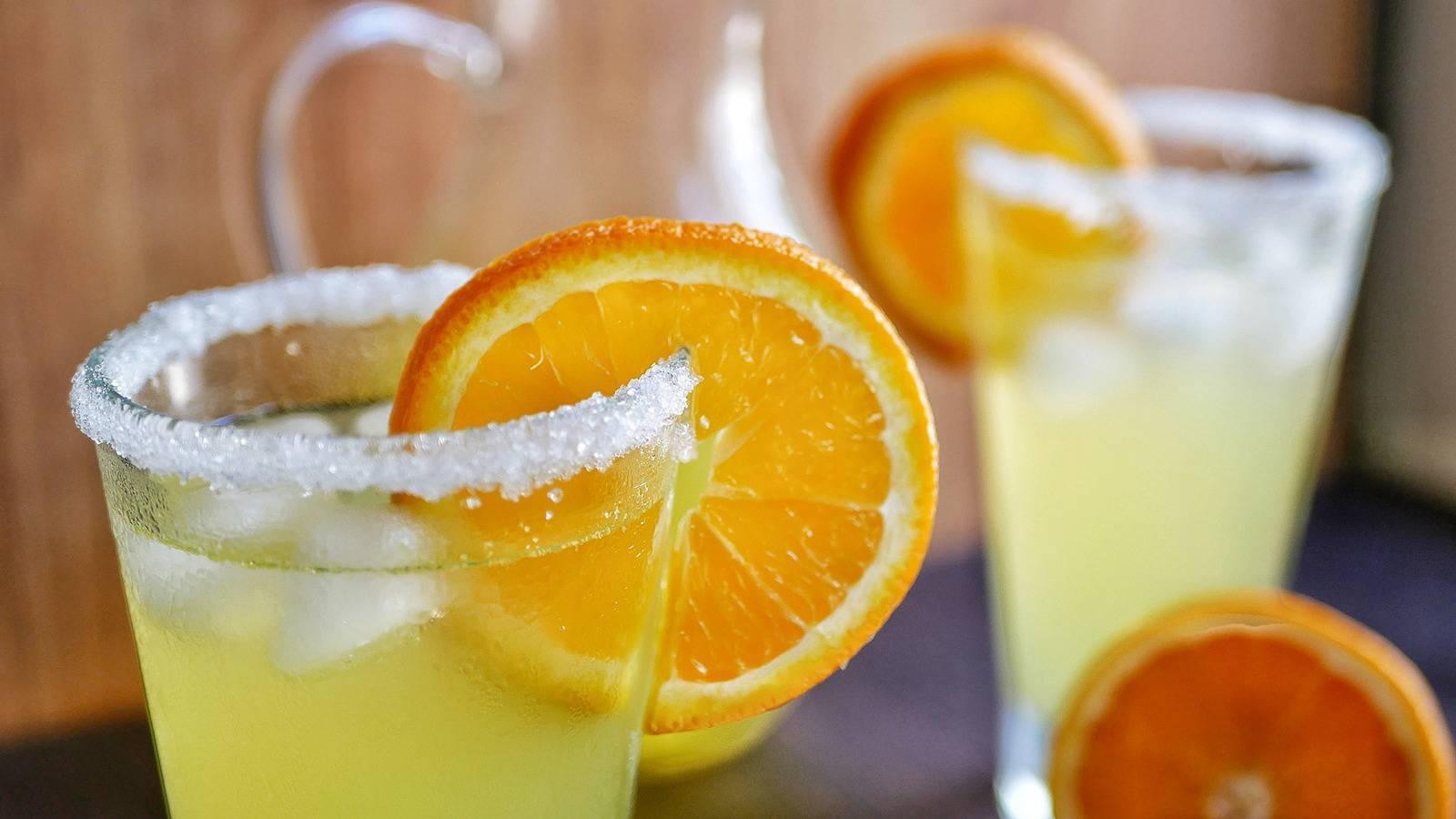 Лимонад с имбирем и медом - пошаговый рецепт