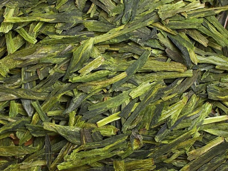 Свойства зеленого чая тай пин хоу куй и технология заваривания