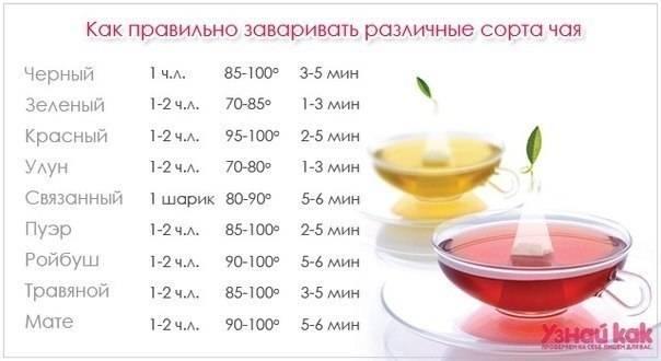 Как правильно заваривать зеленый чай в заварнике?