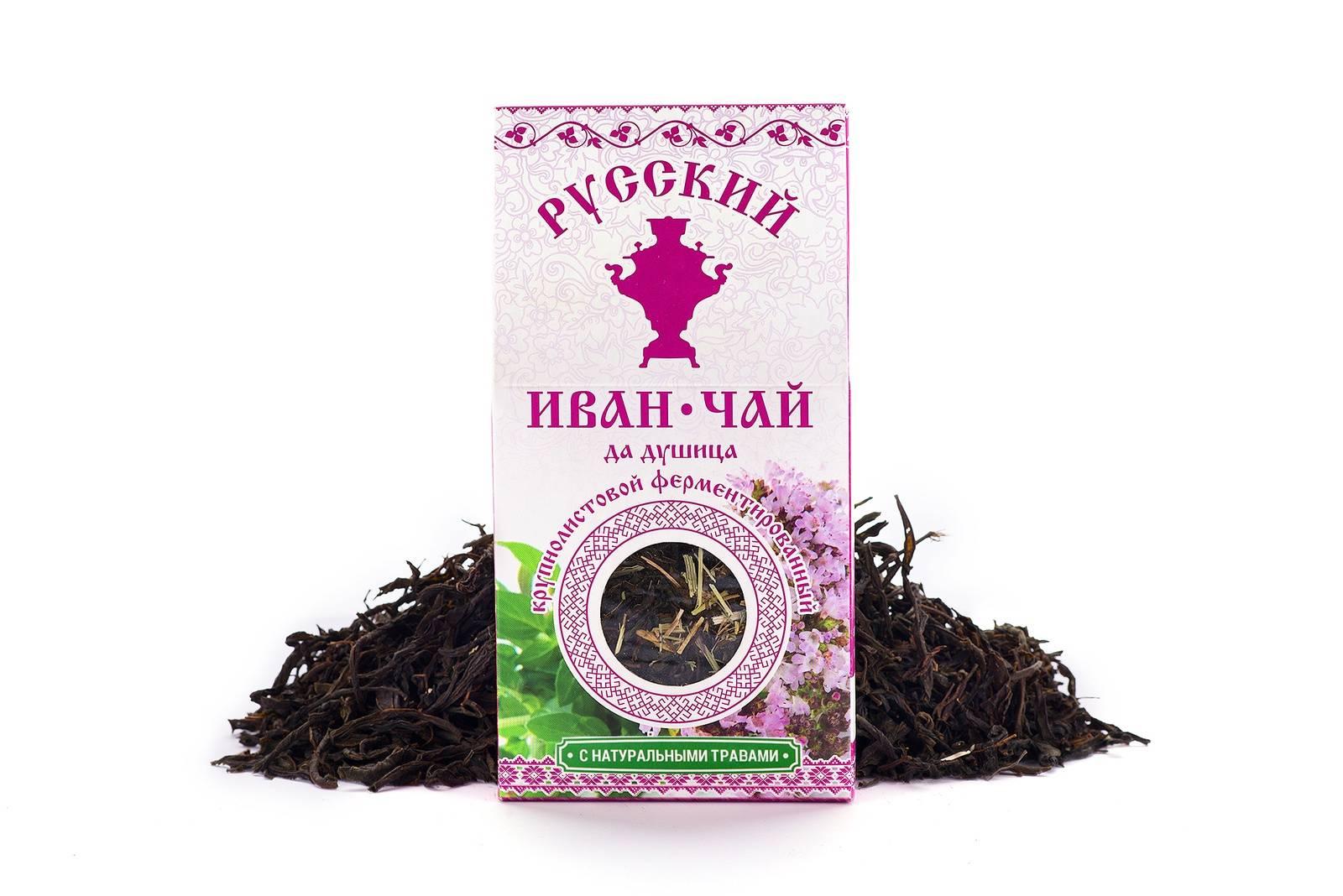 Чем полезен иван чай для мужчин
